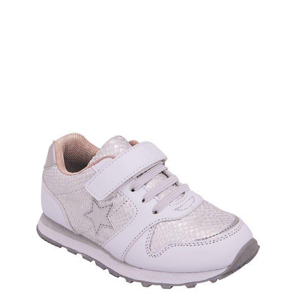 66f9042f Кроссовки для девочек белые 28 размер - NP_5518-1581/28 - купить в ...