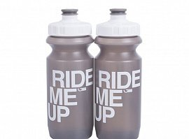 Фляга 600ml Ride Me Up с Big Flow valve LDPE